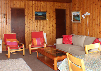 Self Catering Chalet - Interior