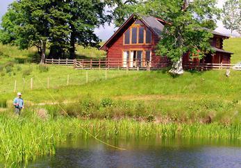 Lone Pine Lodge