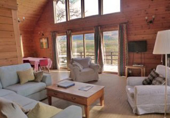 Lone Pine Lodge - Self Catering Scotland