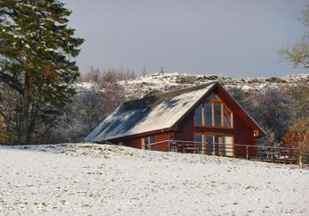 Lone Pine Lodge - Holiday Scotland