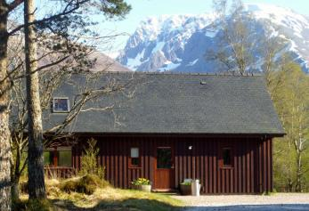 Nevis Lodge Self Catering Fort William
